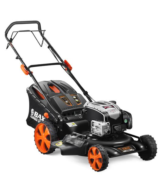 BAX GASOLINE LAWN MOVER SELF - PROPELLED (Briggs Stratton) 6HP 5 IN 1 (531BS)
