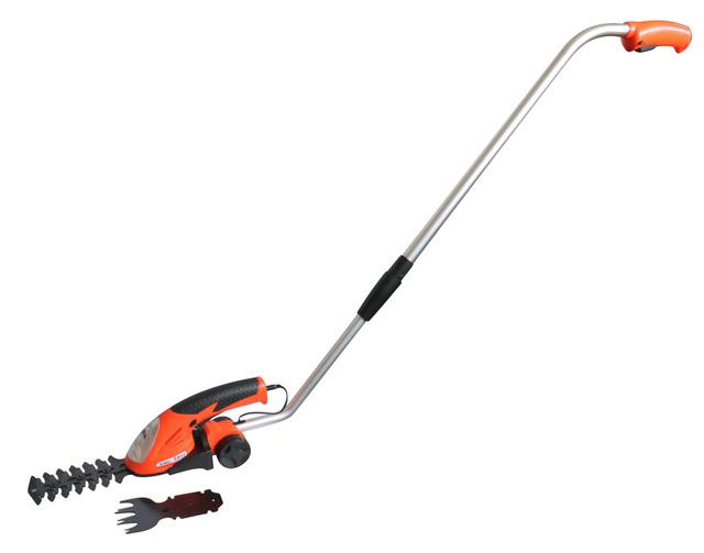 BAX CORDLESS GRASS SHEAR WITH TELESCOPIC HANDLE 7.2V (B-001Li)