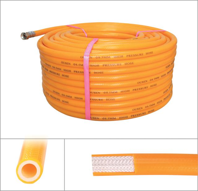 BAX HIGH PRESSURE SPRAY HOSE 8.5mm - 100m (B85-100)