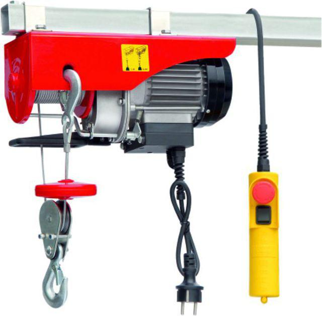 BAX ELECTRIC HOIST 125 / 250Kg - 18m (BP125-250-18)