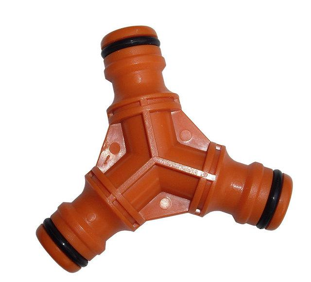 BRADAS 3 WAY HOSE COUPLER (ECO-PWB2210)