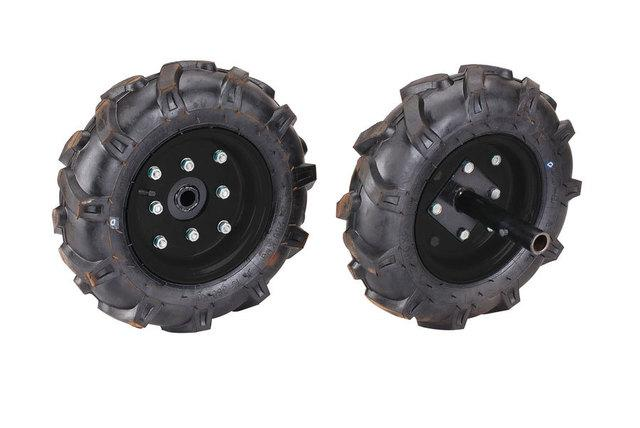 BAX SET WHEELS FOR TILLER MY-GT75R