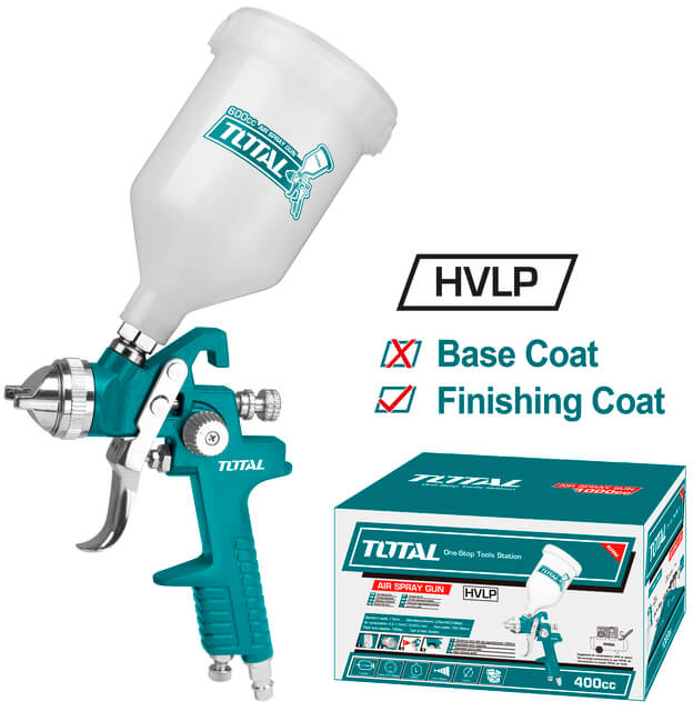 TOTAL PROFESSIONAL SPRAY GUN HVLP (TAT10601)