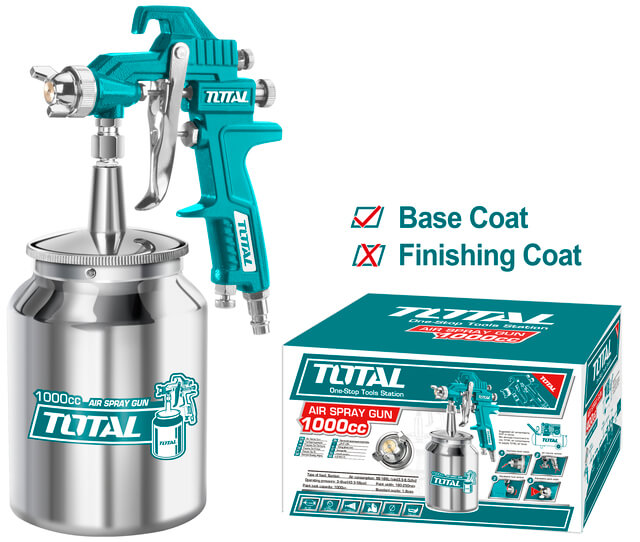 TOTAL SPRAY GUN (TAT11005)