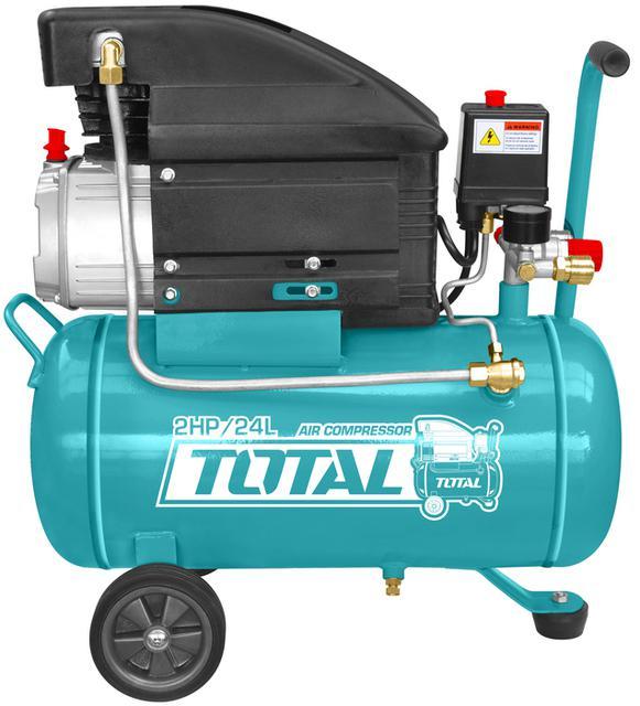 TOTAL OIL AIR COMPRESSOR 24 Lit (TC120242)