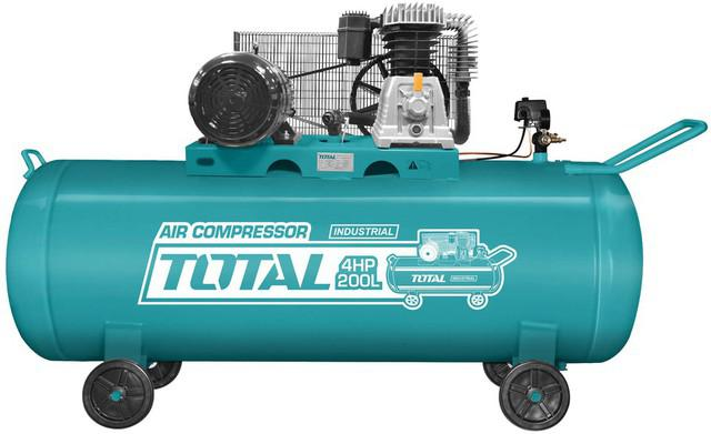 TOTAL AIR COMPRESSOR 200 Lit (TC1402002)