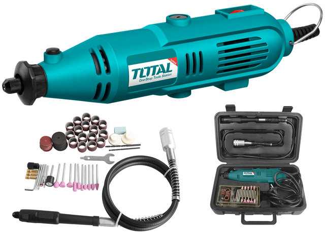 TOTAL MINI GRINDER 130W (TG501032)