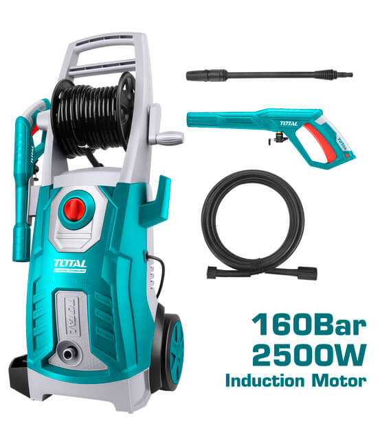 TOTAL HIGH PRESSURE WASHER 2.500W (TGT11246)