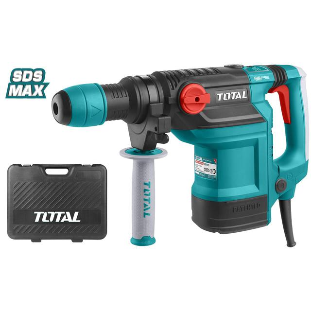 TOTAL ROTARY HAMMER SDS-MAX 1.200W (TH112386)