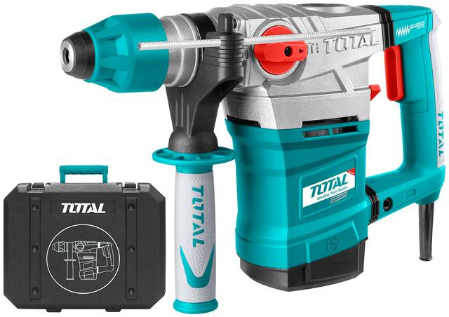 TOTAL ROTARY HAMMER SDS-PLUS 1.800W (TH118366)