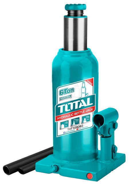 TOTAL HYDRAULIC BOTTLE JACK 6T (THT109062)