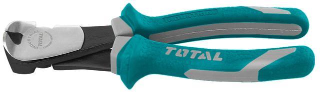 Total Tht260606 End Cutting Plier 6''-Blue & Black