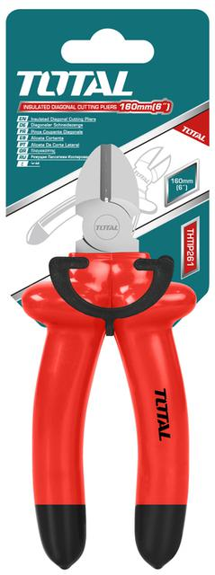 TOTAL DIAGONAL CUTTING PLIER 1000V 160mm (THTIP261)