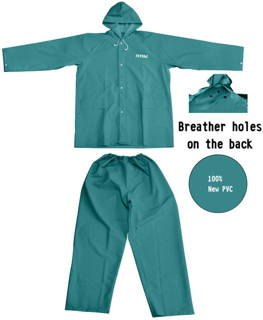 TOTAL RAIN SUIT M (THTRS031.M)