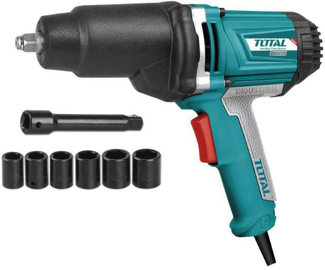 TOTAL IMPACT WRENCH 1.050W (TIW10101)
