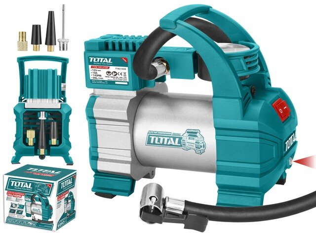 TOTAL AUTO AIR COMPRESSOR 12V (TTAC1406)