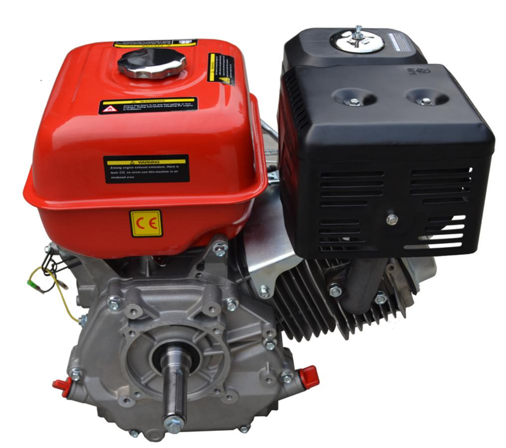 BAX GASOLINE ENGINE 389cc - 13HP WEDGE (S-188F)