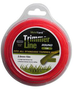 BAX TRIMMER LINE ROUND  2mm - 15m (1304-20015)