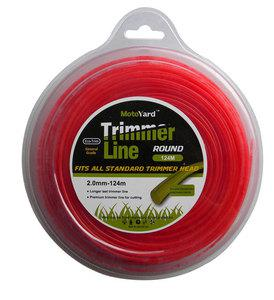 BAX TRIMMER LINE ROUND  2mm - 124m (1304-20124)