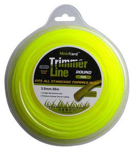 BAX TRIMMER LINE ROUND  3mm - 56m (1304-30056)