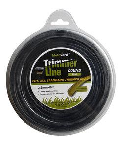 BAX TRIMMER LINE ROUND  3.3mm - 48m (1304-33048)