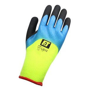 FT WORKING GLOVES LATEX (1600)