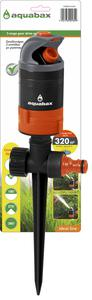 AQUABAX 2 PATTERN SPRINKLER ON SPIKE (B-12219)