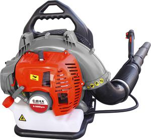 BAX GASOLINE BACKPACK BLOWER 51.7cc (B-500Epro)