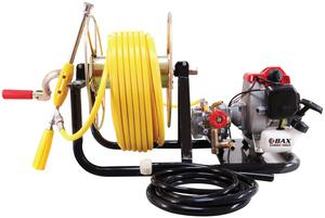 BAX GASOLINE SPRAYING SYSTEM 2-STROKE WITH PIPE RACK AND HOSE 30m 26cc (B-980)