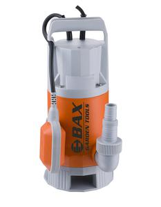 BAX SUBMERSIBLE PUMP DIRTY WATER 400W (B1-400)