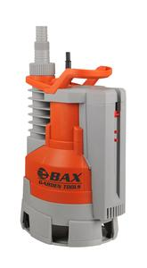 BAX SUBMERSIBLE PUMP DIRTY WATER WITH BUILD-IN FLOAT SWITCH 750W (B122-750)