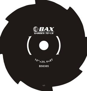 BAX BLADE 8T OF BRUSHCUTTER (B50305)