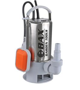 BAX SUBMERSIBLE PUMP DIRTY WATER INOX 750W (B51R-750)