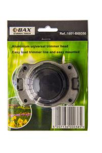 BAX TRIMMER HEAD UNIVERSAL ALUMINIUM (B69300)