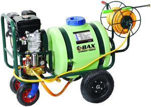 BAX GASOLINE SPRAYING SYSTEM 120Lit (MY-PS120T)