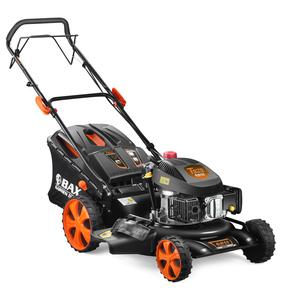 BAX GASOLINE LAWN MOVER SELF - PROPELLED 6HP 5 IN 1 (S531)