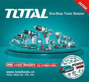 TOTAL NEW PROFESSIONAL BATTERY PRODUCTS 20V / 2Ah (SHARE 20+)