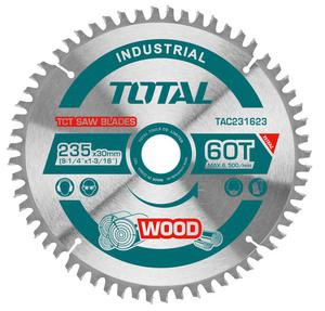 TOTAL TCT SAW BLADE 235mm (TAC231623)