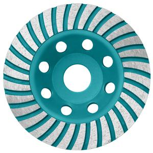 TOTAL SEGMENTED TURBO CUP GRIDDING WHEEL 150mm (TAC2411501)