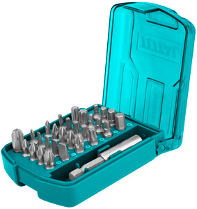 TOTAL 30 PCS BITS SET (TACSD10306)