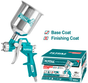 TOTAL SPRAY GUN (TAT10401)