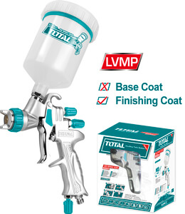 TOTAL PROFESSIONAL SPRAY GUN FOR PAINTING CAR (TAT10605)