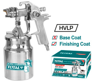 TOTAL PROFESSIONAL SPRAY GUN HVLP (TAT11004)