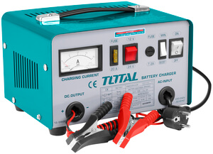 TOTAL BATTERY CHARGER 12 / 24V (TBC1601)