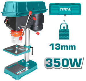 TOTAL DRILL PRESS 350W (TDP133501)