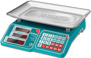 TOTAL ELECTRONIC SCALE 30Kg (TESA3301)