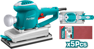 TOTAL FINISHING SANDER 350W (TF1302206)