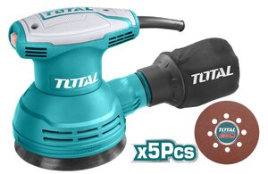 TOTAL ROTARY SANDER 320W (TF2031256)