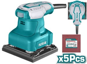 TOTAL FINISHING SANDER 240W (TF2231106)