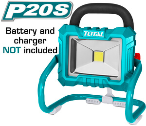 TOTAL WORK LAMP Li - ion 20V (TFLI2002)